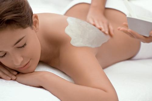bacial treatment from beauty bar medispa