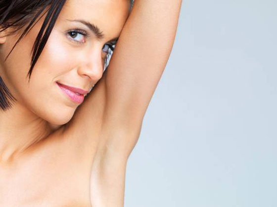 Laser hair removal at Beauty Bar Medispa of Greenville NC
