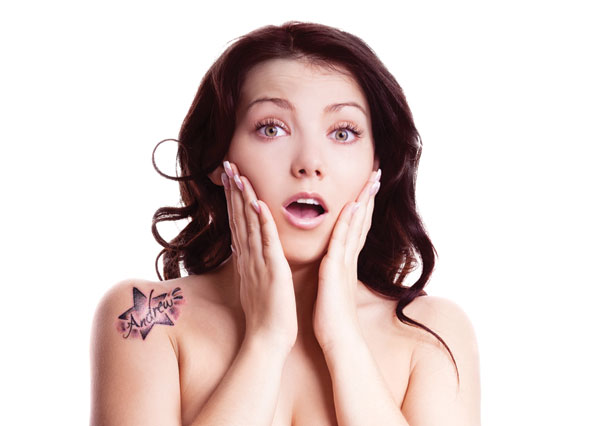 tattoo removal from Beauty Bar Medispa of Greenville NC