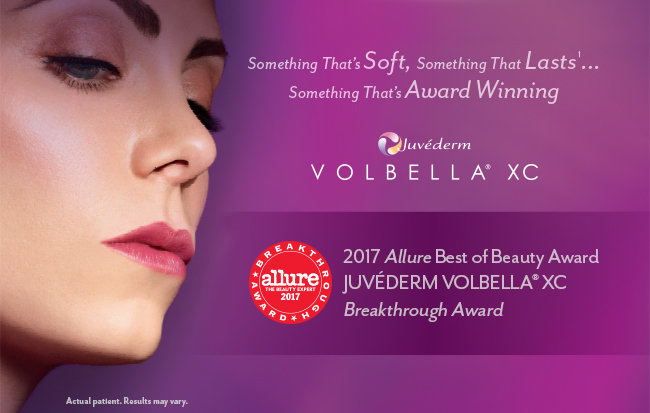 Volbella available at Beauty Bar Medispa in Greenville NC