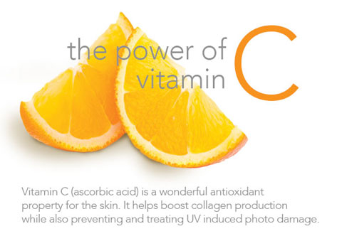 power of vitamin c as an antioxidant for glowing skin