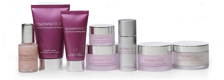 probiotics skincare products available at Beauty Bar Medispa