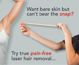 Pain-Free Laser Hair Removal at Beauty Bar Medispa